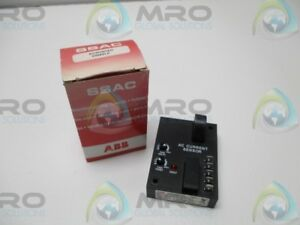 Abb Ecsh4had Ac Current Sensor New In Box