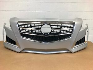 2014 2017 Cadillac Cts Front Bumper 22753171 11