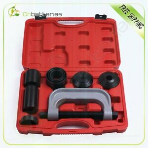 Auto Truck 4 In 1 Ball Joint Service Tool Kit 2wd 4wd Remover Installer New
