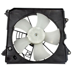 New Drivers Denso Type Radiator Cooling Fan Motor For 08 10 Honda Accord 2 4l