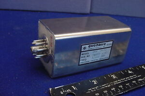 Ovenaire Precision Crystal Oscillator Frequency Standard 5 000 Mhz