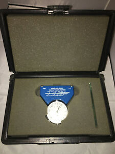 Hix Dial Angle Gauge Indicator With Case Quality Gauge