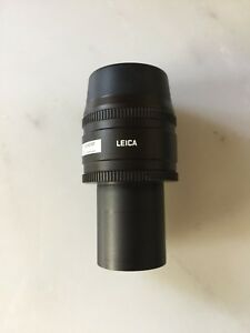 Leica Hc Plan S 10x 25 M Eyepiece For Dm Series Microscope