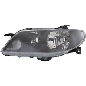 Headlight For 2002 2003 Mazda Protege5 Hatchback Left Metal Coat Bezel