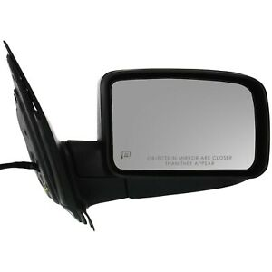 Power Mirror For 2003 Ford Expedition Right Manual Fold Heated With Puddle Lamp
