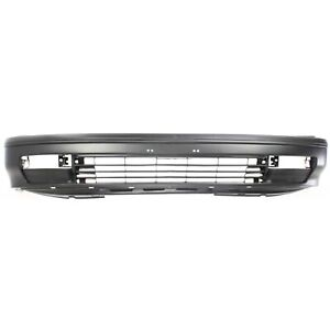 Front Bumper Cover For 90 91 Honda Accord Primed