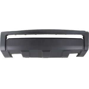 Bumper Cover For 2014 2017 Toyota Tundra Front Textured Black Plastic 539110c050