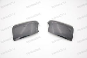 1pair Wing Door Mirror Covers Caps For Ford Focus 2007 2011