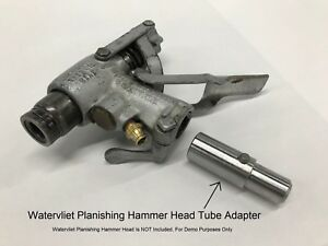 Watervliet Planishing Hammer Head Adapter universal