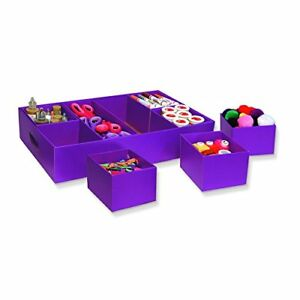 Classroom Keepers Activity Tray 4 3 Height X 21 3 Width X 12 5 pac001334