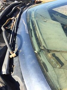 1971 73 Impala Caprice 2 4 Dr Lower Windshield Stainless Steel Trim Molding