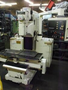 Rb 1 Siber Hegner Bed Type Vert Mill With 3 Axis Delta 20 Cnc Control