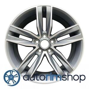 Chevrolet Camaro 2016 2019 20 Oem Front Wheel Rim Machined With Charcoal Abd