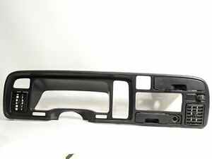94 97 Dodge Ram 1500 2500 3500 Dash Trim Surround Bezel Vents Oem
