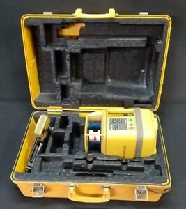 Topcon Rl vh Rotary Laser Level With Ls 30 Receiver
