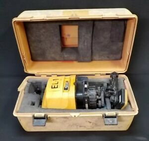 Spectra Lp1044 Rotary Laser Level System 47