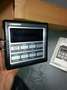 Omega Programmable Temperature Controller Cn2011r f1 Digital Temp Plc Pid Cn2010