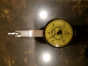 Federal Testmaster T 1 Dial Test Indicator 001 Machinist 030