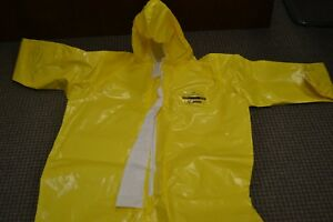 Lakeland Dupont Tychem Br Saranex Coverall Suit In Yellow L And 2xl