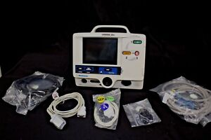 Physio Control Lifepak 20e 3 lead Pacing Masimo Spo2 Aed 1 yr Warranty