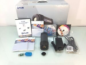 Flir Sc305 Thermal Imaging Ir Camera Set 320x240 Resolution