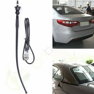 Universal 16 Black Car Radio Am Fm Aerial Antenna With 4ft Extension Cable