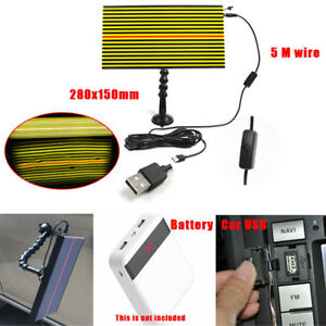 Auto Led Light Paintless Dent Repair Hail Removal Line Board Car Body Lamp