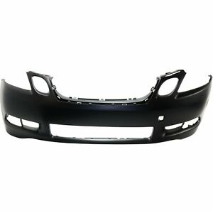 Front Bumper Cover For 2006 Lexus Gs300 Primed Plastic Capa