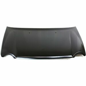 Hood For 2007 2010 Jeep Compass Primed Steel Capa