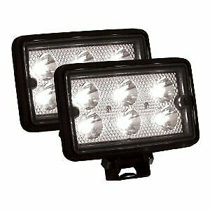 Anzo New Set Of 2 Off road Lights Pair