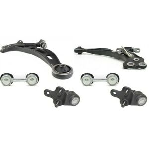 Control Arm Kit For 92 96 Toyota Camry Front Left And Right Fwd 6pc