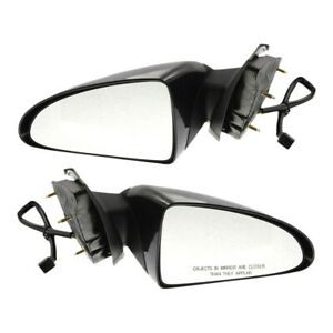 Kool Vue Power Mirror Set For 2006 2007 Chevrolet Malibu Paint To Match Folding