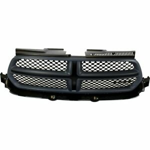 Grille For 2011 2013 Dodge Durango Paint To Match Plastic Capa