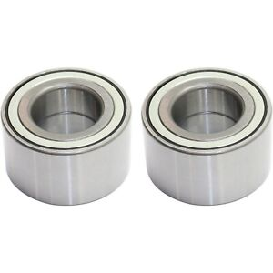 New Set Of 2 Wheel Bearings Front Driver Passenger Side Lh Rh For Mpv Pair