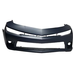 New Bumper Cover Facial Front For Chevy Chevrolet Camaro Gm1000964 22997721