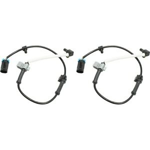Abs Speed Sensor For 2001 2006 Chevrolet Silverado 2500 Hd Front Left And Right