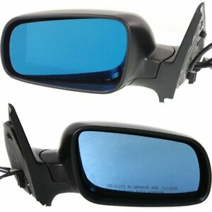 Kool Vue Manual Remote Mirror Set For 1999 2005 Volkswagen Jetta Heated Folding
