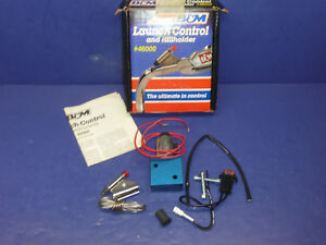 Vintage Nos B m 4 Speed Launch Control And Hillholder Line Lock Ct35