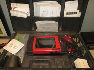 Snap on Modis Eems300 Automotive Scanner Kit 13 2