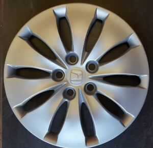 One 16 2008 2012 Honda Accord Wheel Cover Hubcap