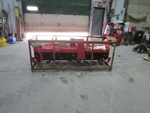 80 Inch Three Point Tractor Rototiller New