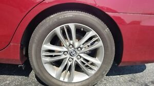 2015 17 Toyota Camry Rims With Tires