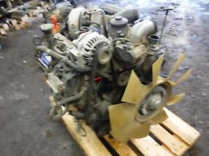 2004 Ford F350 F250 6 0 Diesel Engine Complete 154k Miles Free Ship No Core