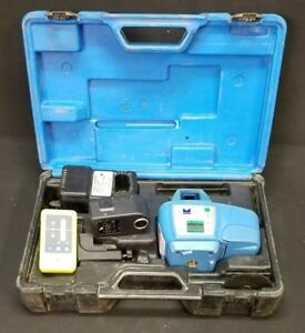 Mikrofyn Ml 10 Laser Level With Receiver Clamp 41