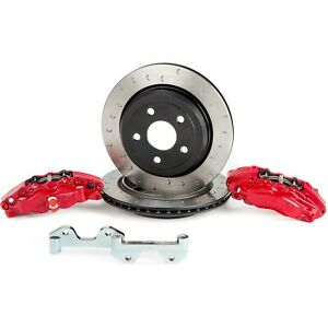 Alcon Big Brake Kit Rear For Jeep Wrangler 2007 2018