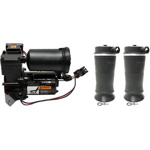 Air Suspension Kit For 97 2002 Expedition 4wd With Air Spring And Compressor 3pc