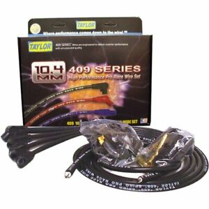 Taylor Cable New Set Spark Plug Wires For Honda Accord Cr v Odyssey Integra