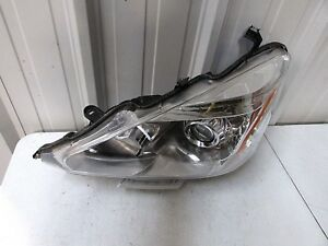 2013 2015 Nissan Altima Genuine Oem Left Drivers Halogen Headlight Nice E5