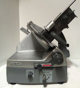 Hobart 2912 Automatic 6 speed 12 Meat Cheese Deli Slicer