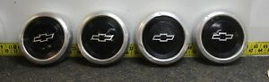Gm Oem Set Of 4 Dog Dish Center Hub Caps 1984 96 Chevrolet C 10 Blazer Svm36